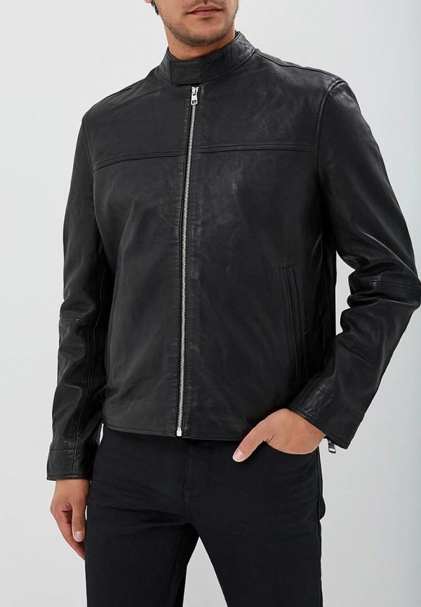 Купить Куртка кожаная Calvin Klein Jeans, CA939EMBTJZ9, черный, Осень-зима 2018/2019