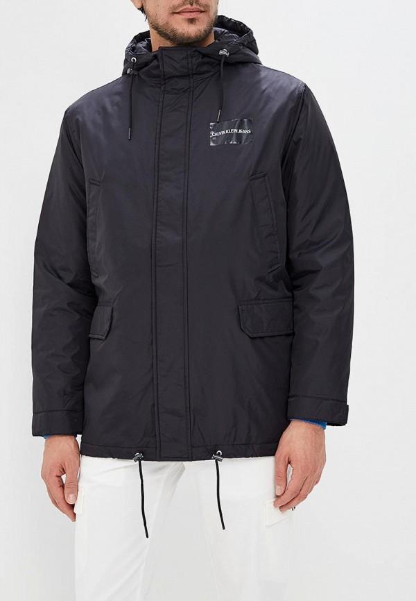 Куртка утепленная Calvin Klein Jeans Calvin Klein Jeans CA939EMDUCZ6 недорго, оригинальная цена