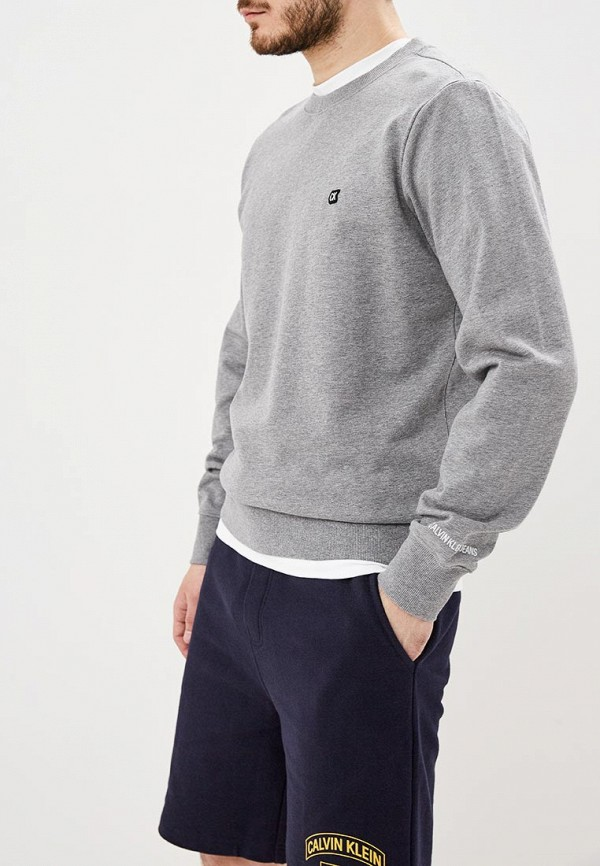 Свитшот Calvin Klein Jeans Calvin Klein Jeans CA939EMDUKO2 свитшот calvin klein jeans calvin klein jeans ca939emzjv33