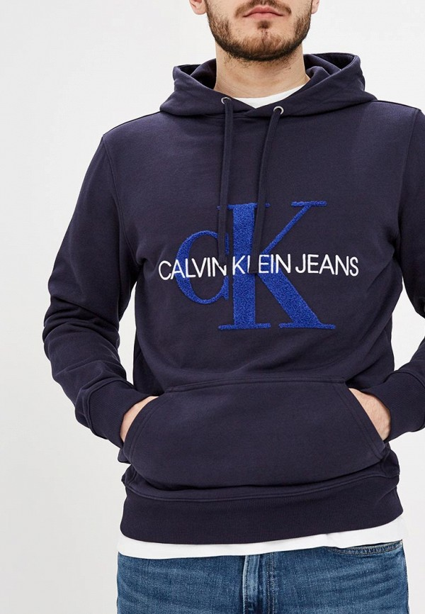 Худи Calvin Klein Jeans Calvin Klein Jeans CA939EMDUKO7 худи calvin klein jeans calvin klein jeans ca939embthj3