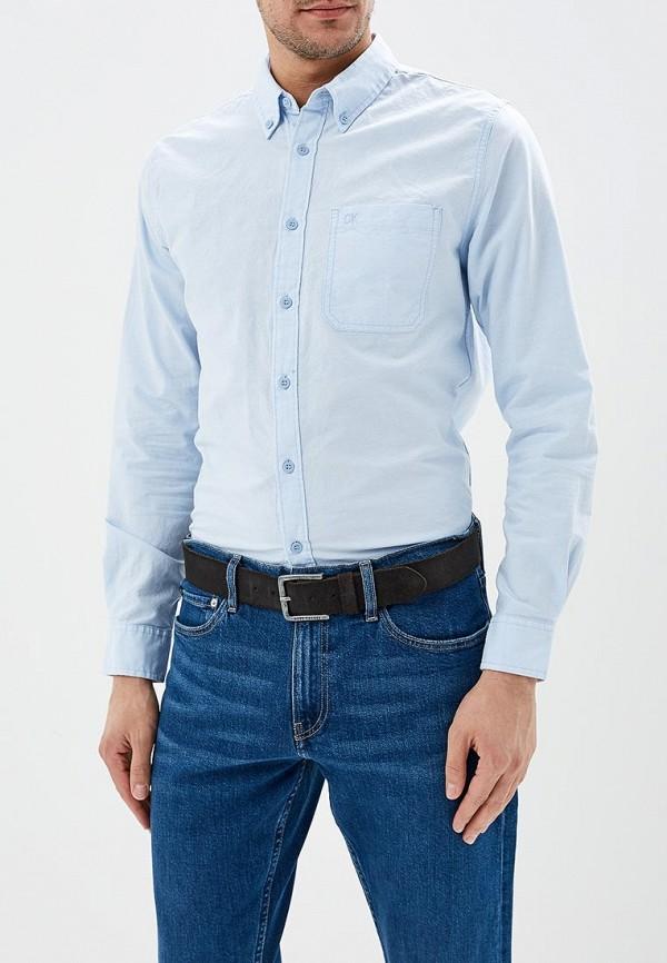 Рубашка Calvin Klein Jeans Calvin Klein Jeans CA939EMDUKP3 рубашка женская calvin klein jeans цвет синий j20j209111 9110 размер xs 40 42