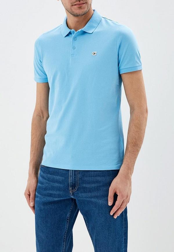 Поло Calvin Klein Jeans Calvin Klein Jeans CA939EMDUKP4 все цены