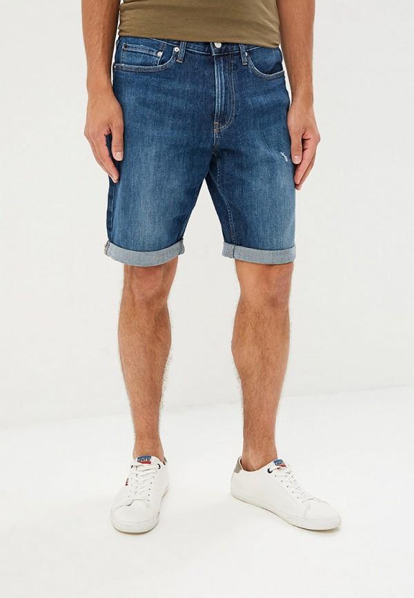 Шорты джинсовые Calvin Klein Jeans Calvin Klein Jeans CA939EMFJCY3