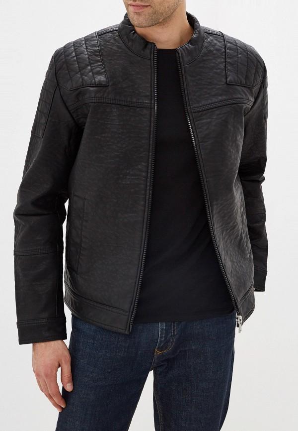 Куртка кожаная Calvin Klein Jeans Calvin Klein Jeans CA939EMFQWE7 цены онлайн