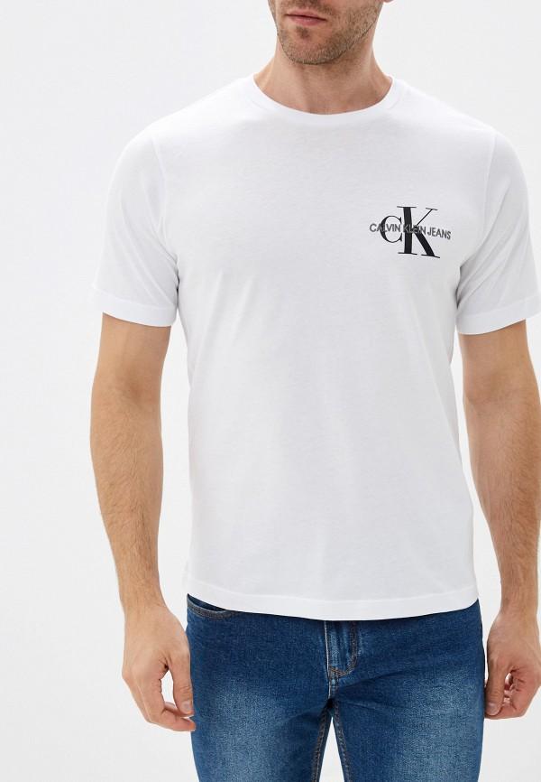 Футболка Calvin Klein Jeans Calvin Klein Jeans CA939EMFQWF2 все цены