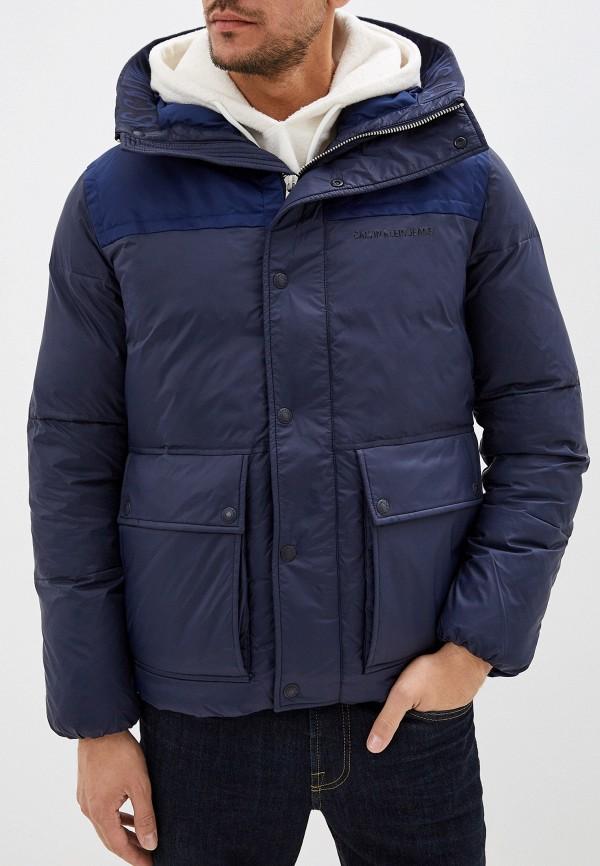 Куртка утепленная Calvin Klein Jeans Calvin Klein Jeans CA939EMFQWI5 куртка утепленная calvin klein jeans calvin klein jeans ca939ewbths1