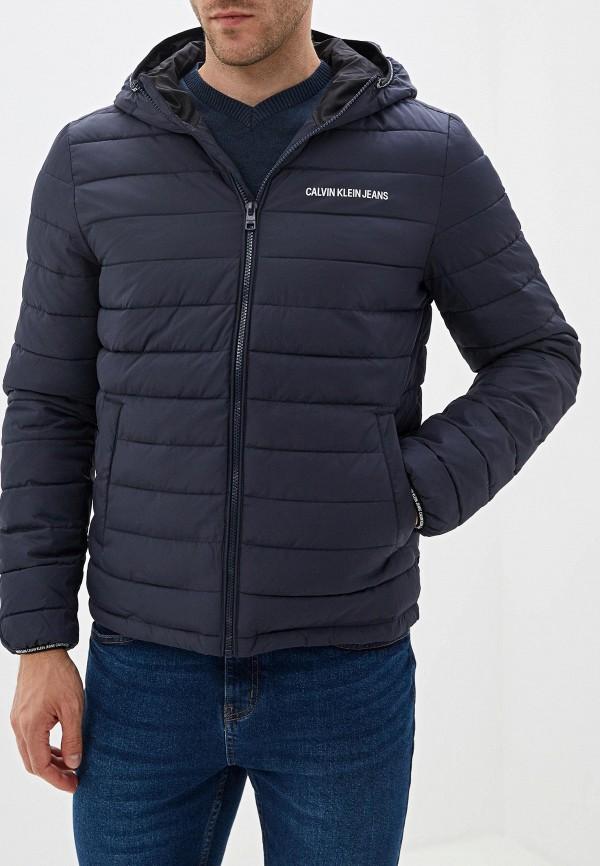 Куртка утепленная Calvin Klein Jeans Calvin Klein Jeans CA939EMFQWJ2