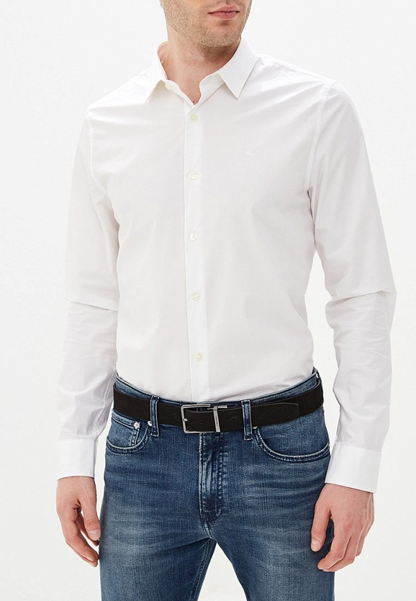 Рубашка Calvin Klein Jeans Calvin Klein Jeans CA939EMFQWK7 рубашка женская calvin klein jeans цвет синий j20j209111 9110 размер xs 40 42