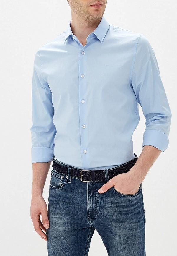 Рубашка Calvin Klein Jeans Calvin Klein Jeans CA939EMFQWK8 рубашка женская calvin klein jeans цвет синий j20j209111 9110 размер xs 40 42