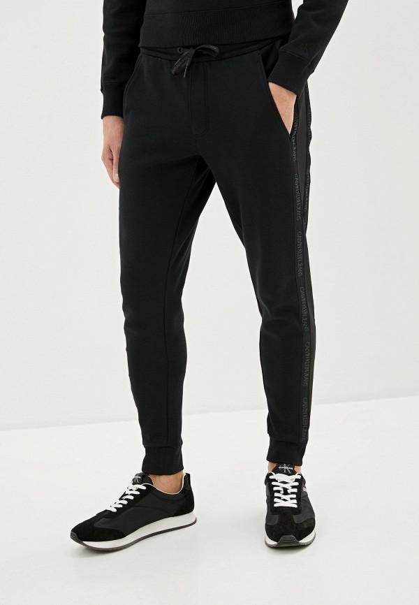 мужские спортивные брюки calvin klein, черные