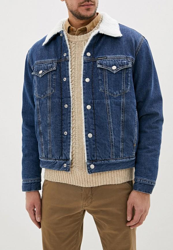 Куртка джинсовая Calvin Klein Jeans Calvin Klein Jeans CA939EMHPZN8