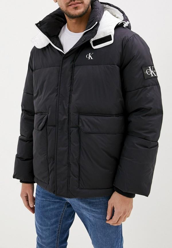 Куртка утепленная Calvin Klein Jeans Calvin Klein Jeans CA939EMHPZP6 цены онлайн