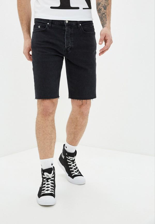 Фото Шорты джинсовые Calvin Klein Jeans Calvin Klein Jeans CA939EMIQQK8
