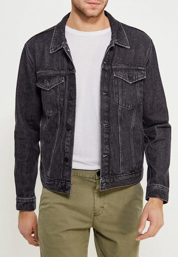 Куртка джинсовая Calvin Klein Jeans Calvin Klein Jeans CA939EMZJV31