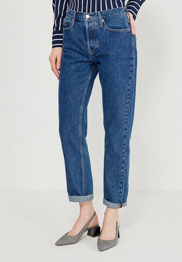 Купить Джинсы Calvin Klein Jeans, ca939ewaqij1, синий, Весна-лето 2018