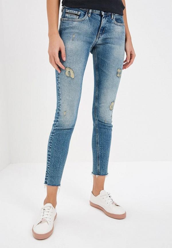 Купить Джинсы Calvin Klein Jeans, CA939EWAUPT8, синий, Весна-лето 2018
