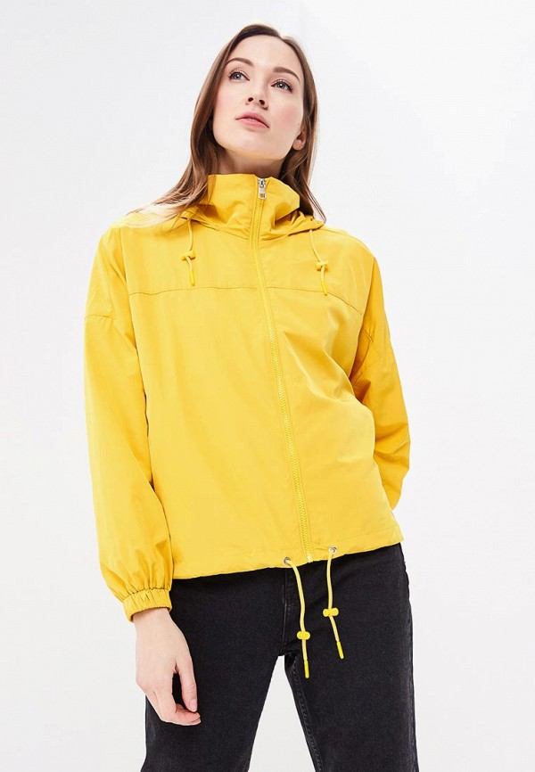 Купить Ветровка Calvin Klein Jeans, ca939ewbcax0, желтый, Весна-лето 2018