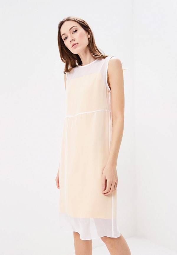 купить Платье Calvin Klein Jeans Calvin Klein Jeans CA939EWBCAX9 по цене 9040 рублей