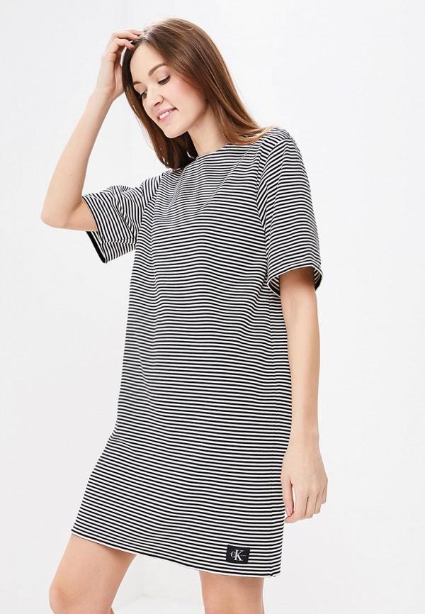 Платье Calvin Klein Jeans Calvin Klein Jeans CA939EWBCAY2