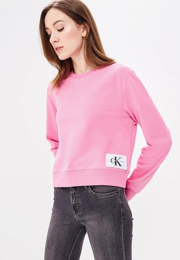 Свитшот Calvin Klein Jeans Calvin Klein Jeans CA939EWBCAY7 свитшот calvin klein jeans calvin klein jeans ca939ewaqig9