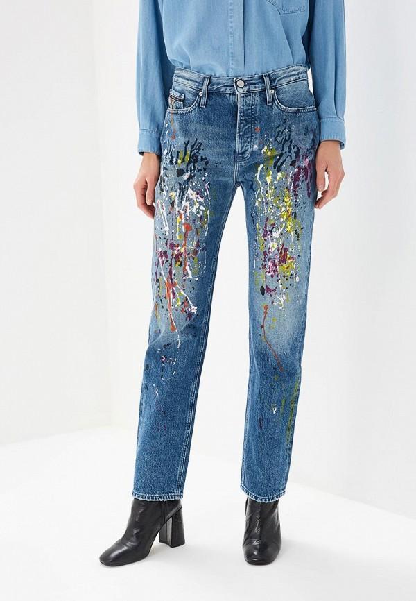 купить Джинсы Calvin Klein Jeans Calvin Klein Jeans CA939EWBHTI1 по цене 11620 рублей