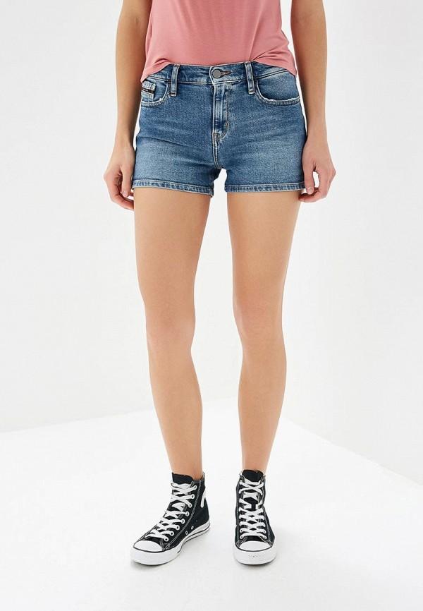 Шорты джинсовые Calvin Klein Jeans Calvin Klein Jeans CA939EWBHTI7 чиносы calvin klein jeans calvin klein jeans ca939emaprb0