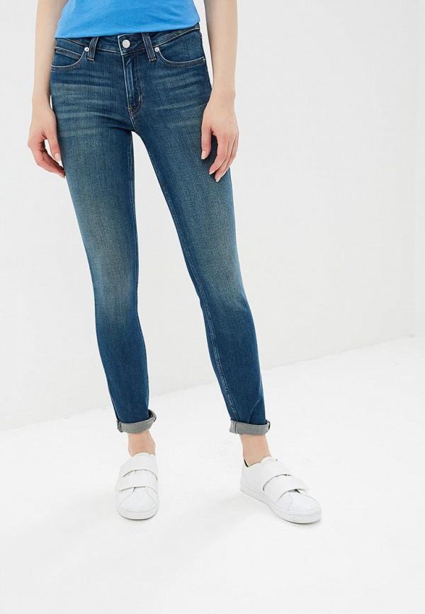 Джинсы Calvin Klein Jeans Calvin Klein Jeans CA939EWBTHN4 calvin klein синие джинсы с потертостями