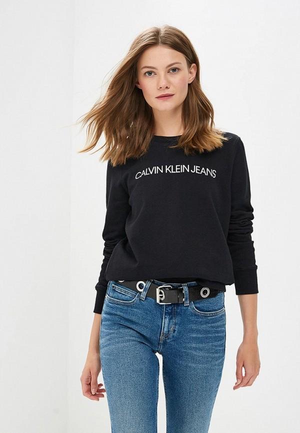 Свитшот Calvin Klein Jeans Calvin Klein Jeans CA939EWBTHO2 свитшот calvin klein jeans calvin klein jeans ca939emzjv33