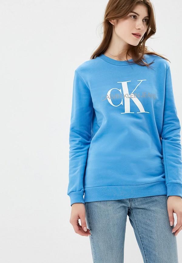 Свитшот Calvin Klein Jeans Calvin Klein Jeans CA939EWBTHO4 свитшот calvin klein jeans calvin klein jeans ca939ewbrkc4