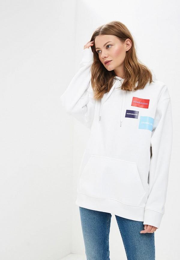 Худи Calvin Klein Jeans Calvin Klein Jeans CA939EWBTHO8 худи print bar сид уилсон