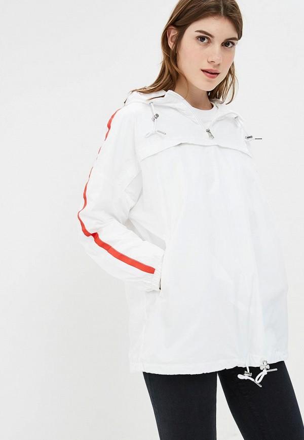 Купить Ветровка Calvin Klein Jeans, CA939EWBTHS5, белый, Осень-зима 2018/2019