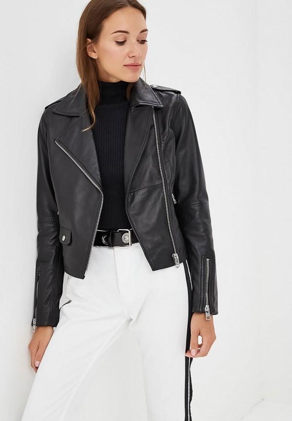 Куртка кожаная Calvin Klein Jeans Calvin Klein Jeans CA939EWBTHS6 куртка мужская calvin klein jeans цвет черный j30j305565 0990 размер m 44 46