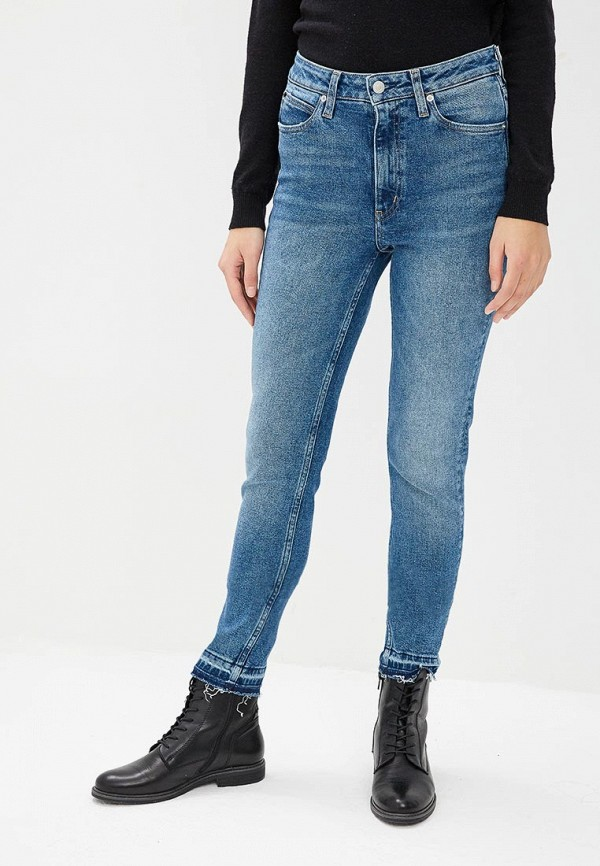 купить Джинсы Calvin Klein Jeans Calvin Klein Jeans CA939EWBTIH7 по цене 9840 рублей