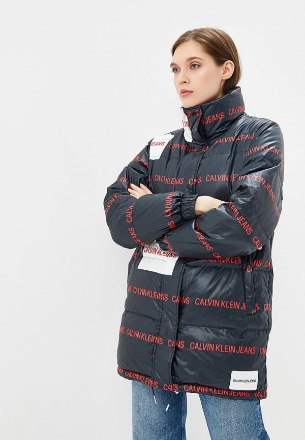 Пуховик Calvin Klein Jeans Calvin Klein Jeans CA939EWBTJS9 все цены