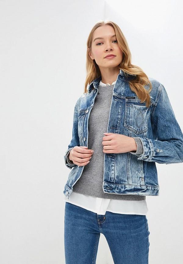 Куртка джинсовая Calvin Klein Jeans Calvin Klein Jeans CA939EWDUES3