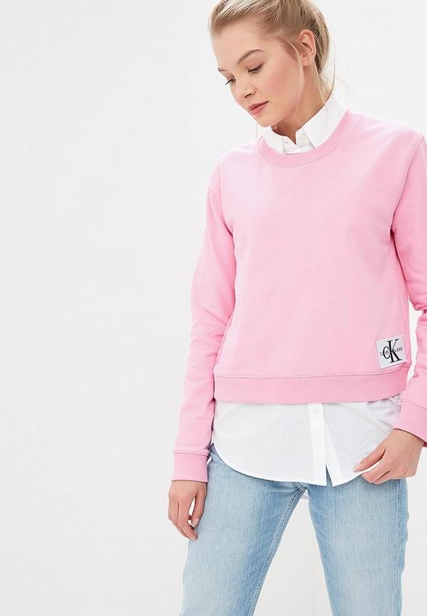 Свитшот Calvin Klein Jeans Calvin Klein Jeans CA939EWDUEU9 свитшот calvin klein jeans calvin klein jeans ca939emzjv33