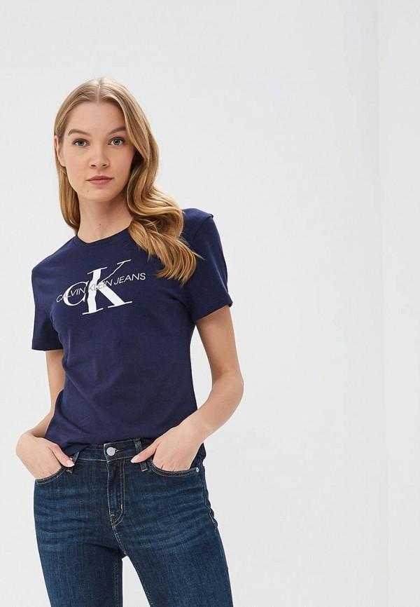 Футболка Calvin Klein Jeans Calvin Klein Jeans CA939EWDUEX4 все цены