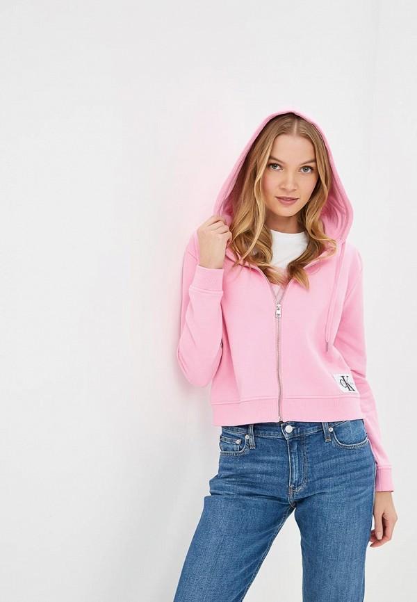 цены Толстовка Calvin Klein Jeans Calvin Klein Jeans CA939EWDUFA8