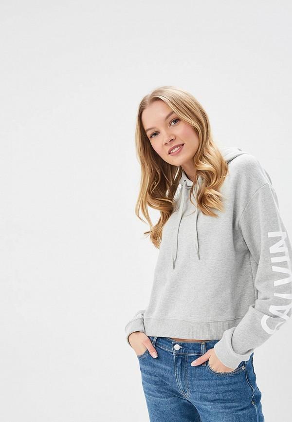 Худи Calvin Klein Jeans Calvin Klein Jeans CA939EWDUFB3 худи calvin klein jeans calvin klein jeans ca939embthj3