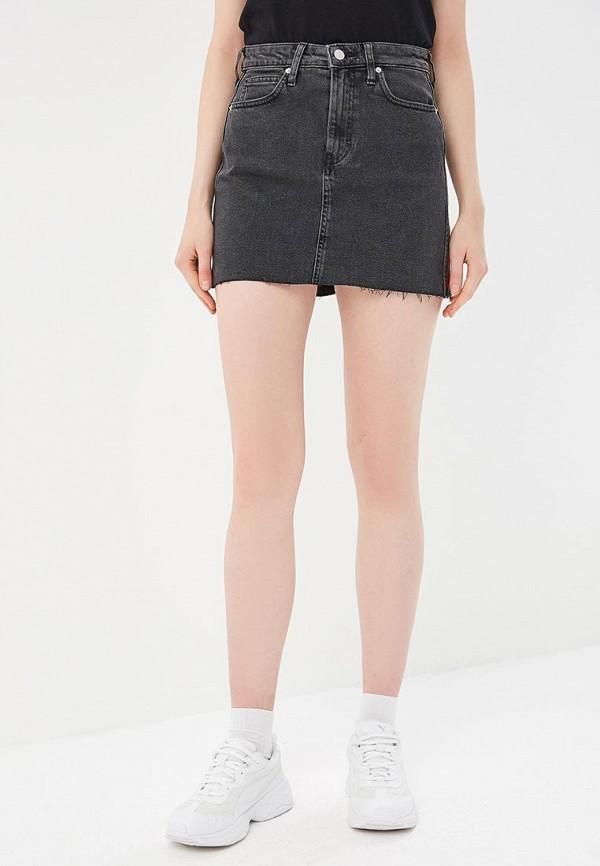 Юбка джинсовая Calvin Klein Jeans Calvin Klein Jeans CA939EWETIO4