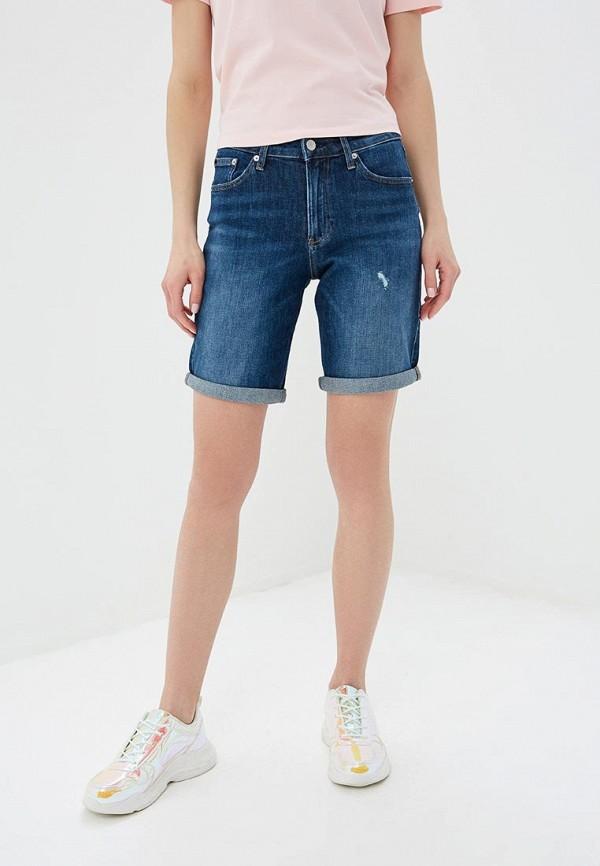 Шорты джинсовые Calvin Klein Jeans Calvin Klein Jeans CA939EWETIP0