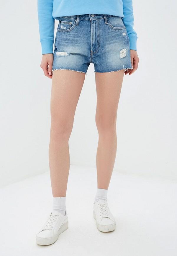 Шорты джинсовые Calvin Klein Jeans Calvin Klein Jeans CA939EWETIP1 сланцы calvin klein jeans calvin klein jeans ca939amefcj8