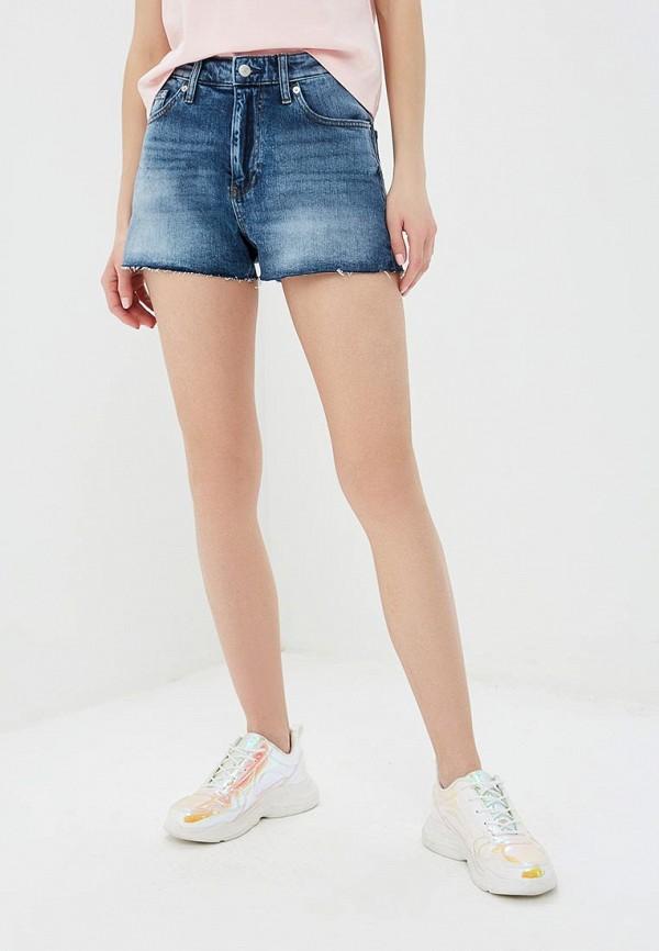 Шорты джинсовые Calvin Klein Jeans Calvin Klein Jeans CA939EWETIP2