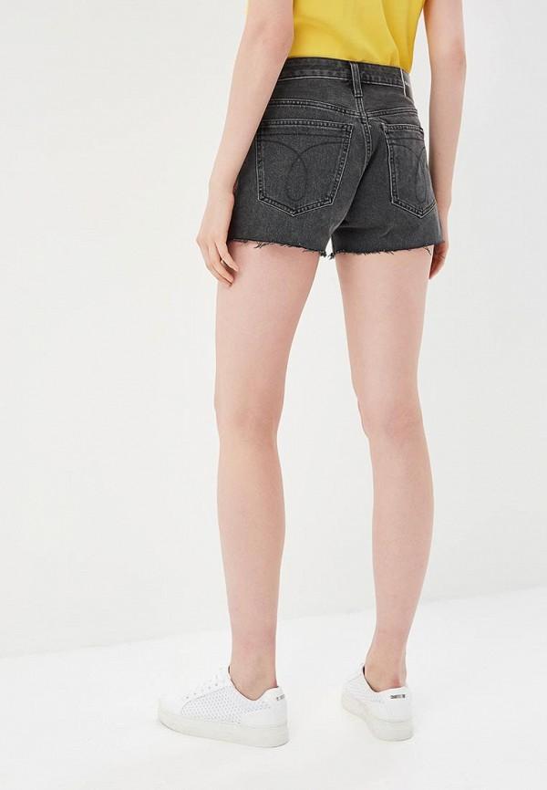 купить Шорты джинсовые Calvin Klein Jeans Calvin Klein Jeans CA939EWETIP3 по цене 4800 рублей