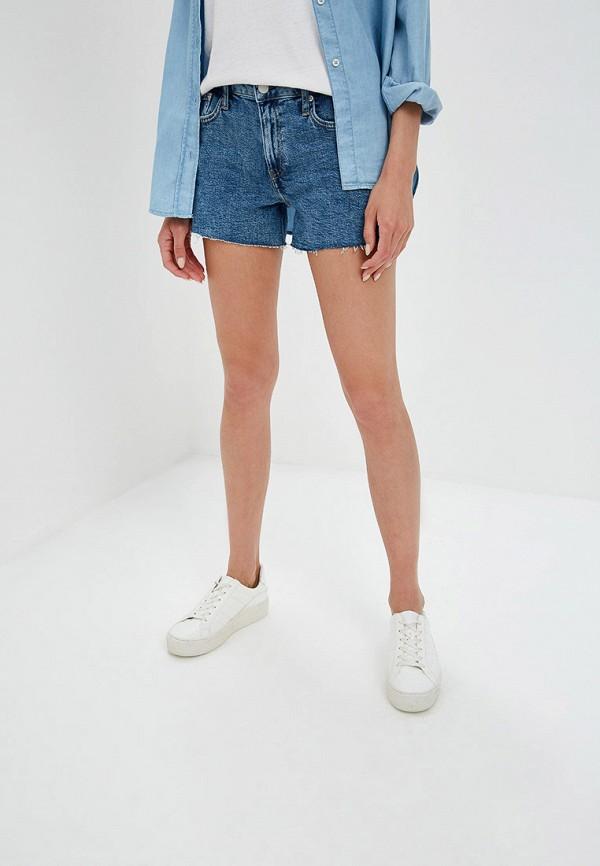 Шорты джинсовые Calvin Klein Jeans Calvin Klein Jeans CA939EWETIP4 цены онлайн