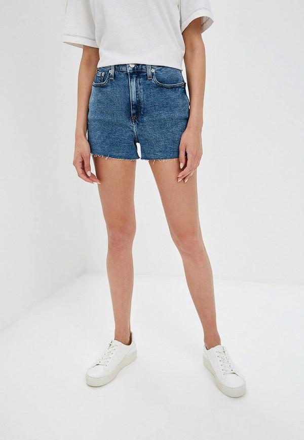 Шорты джинсовые Calvin Klein Jeans Calvin Klein Jeans CA939EWETIP5