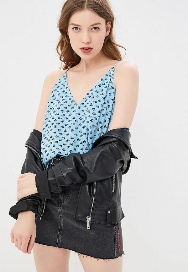 Топ Calvin Klein Jeans Calvin Klein Jeans CA939EWETIV2 бейсболка calvin klein jeans calvin klein jeans ca939cmfqyl1