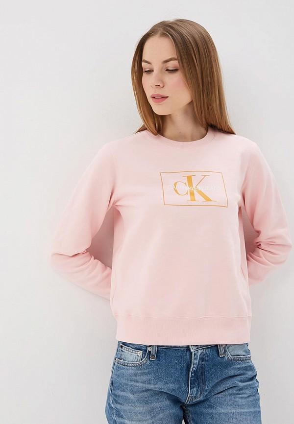 Свитшот Calvin Klein Jeans Calvin Klein Jeans CA939EWETIV9 свитшот calvin klein jeans calvin klein jeans ca939emzjv33