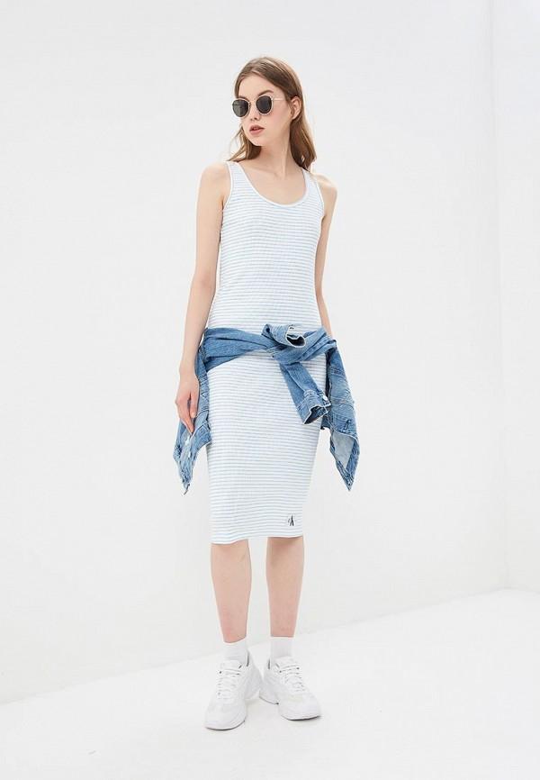 все цены на Платье Calvin Klein Jeans Calvin Klein Jeans CA939EWETIW1 онлайн
