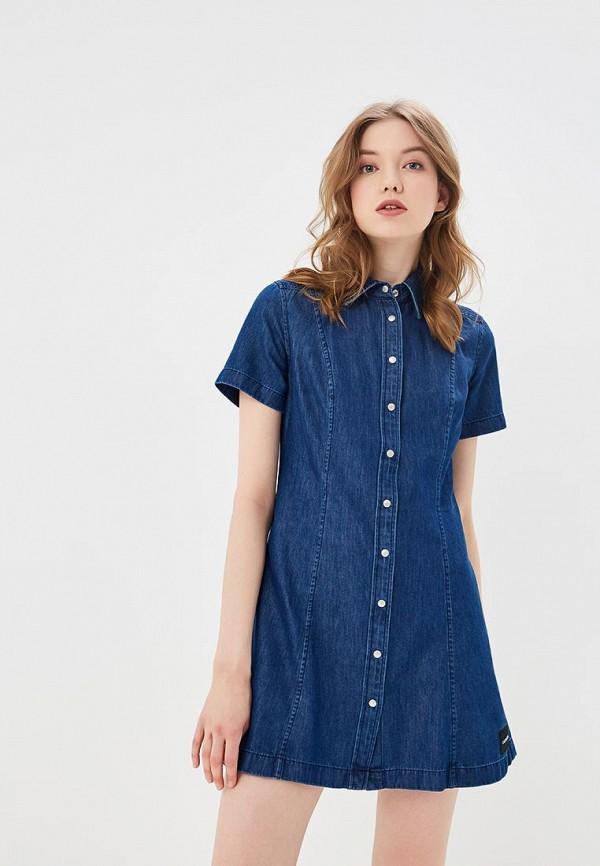 Джинсовые платья Calvin Klein Jeans